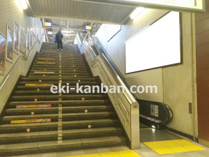 JR/吉祥寺駅/緩行ホーム/№246駅看板・駅広告、写真1