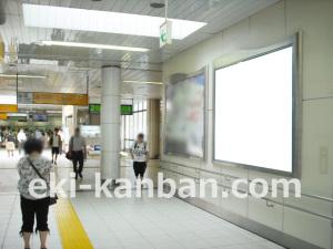 町田駅本屋口№62駅看板・駅広告、写真1