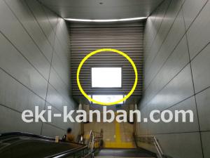 TXつくば駅ホーム№1駅看板・駅広告、写真1