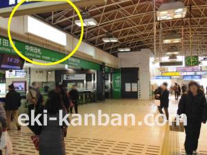 JR/町田駅/本屋口/№60駅看板・駅広告、写真2