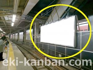 JR/東京駅/北行線側/№9駅看板・駅広告、写真1