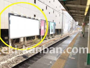 JR/松戸駅/上り線側/№301駅看板・駅広告、写真3