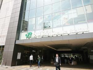 JR大塚駅_駅舎外観