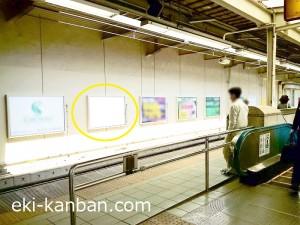 JR/荻窪駅/快速線前/№62駅看板・駅広告、写真3