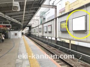 小田急/本厚木駅/№1645駅看板・駅広告、写真 (2)