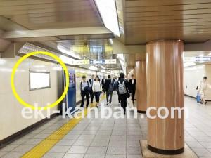 東京メトロ/銀座線/三越前駅/№102駅看板・駅広告、写真2