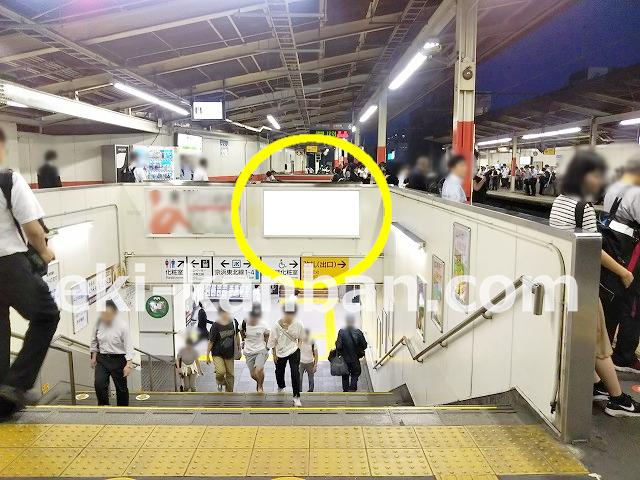 JR 南浦和駅 武蔵野線下りホーム№5