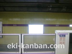 東京メトロ/半蔵門線/青山一丁目駅/№8駅看板・駅広告、写真 (1)