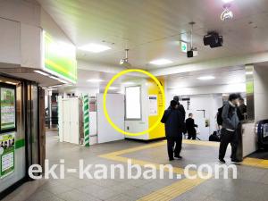 JR/南越谷駅/本屋口/№2写真・駅看板・駅広告、駅図面 (3)