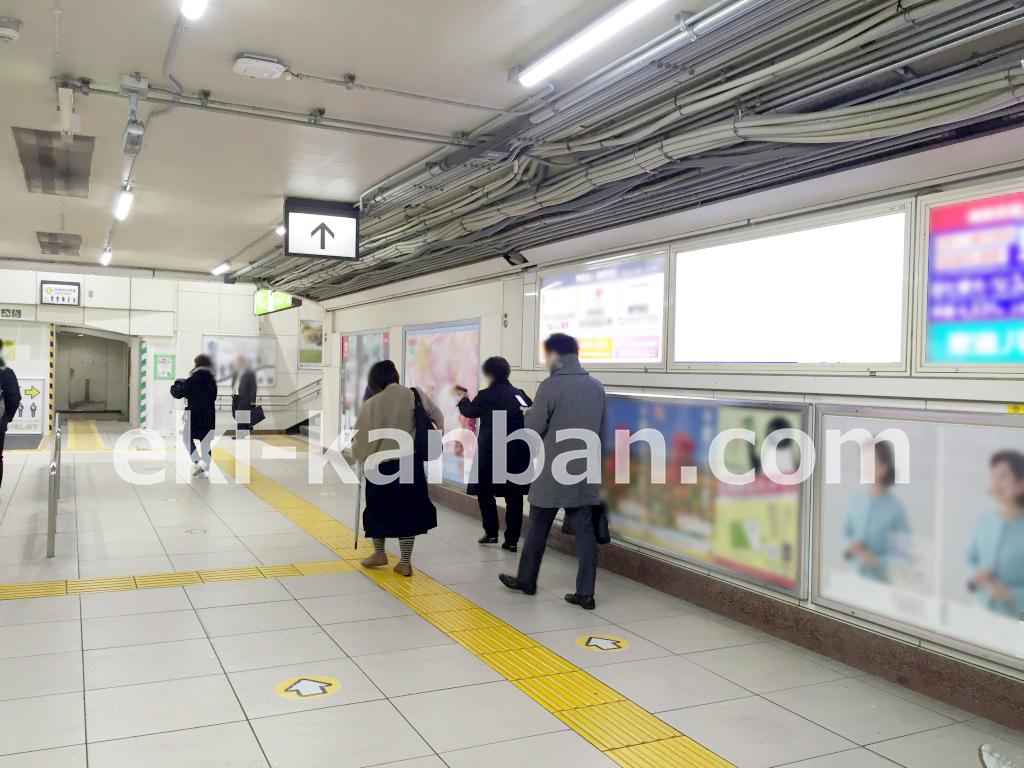 JR 高田馬場駅 本屋口№115