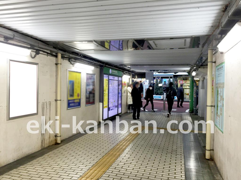 JR 高田馬場駅 A口道路側№33