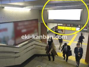 JR/吉祥寺駅/緩行ホーム/№17駅看板・駅広告、写真2