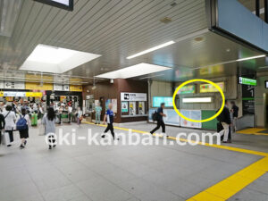 JR/橋本駅/本屋口/№13駅看板・駅広告、写真2