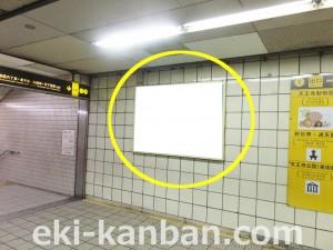 Osaka Metro/御堂筋線/動物園前駅№1-101 駅看板・駅広告、写真2